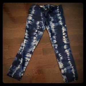 Tie dye Gap 1969 Jeans